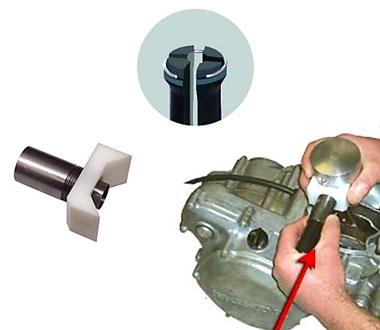 Piston C Clip Installation Tool 55