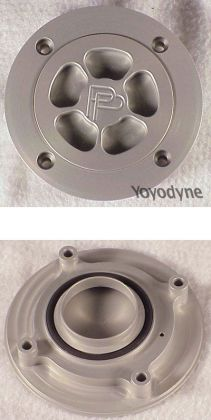 Suzuki GSXR 1000 / 600 Gas Cap 2003 - Screw Type