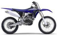 Yamaha YZ250F, 2010-2011 - Top End Rebuild Kit