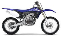 Yamaha YZ450F, 2010-2011 - Top End Rebuild Kit