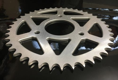 GP-125 REAR ACCU-SPROCKET