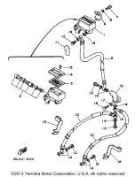 Cylinder Kit, Master - RZ350