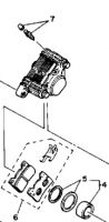Brake Pad Kit 2 - Yamaha RZ350