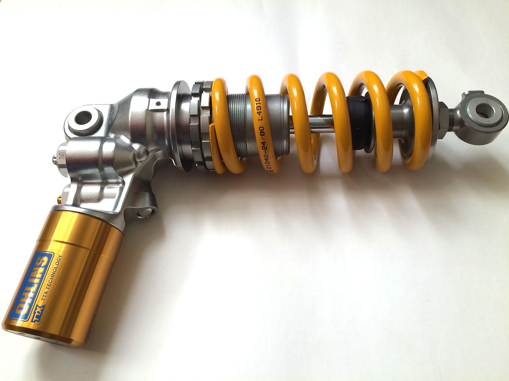 Ohlins TTX GP Rear Shock Absorber